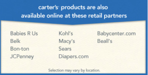50 Off Carters Promo Code In Store Coupon 15 Carter Online Nov 2017
