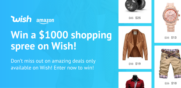 Wish coupon code free shipping 2018